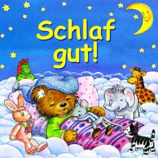 "Kinderlieder Download Album ""Schlaf gut!"""